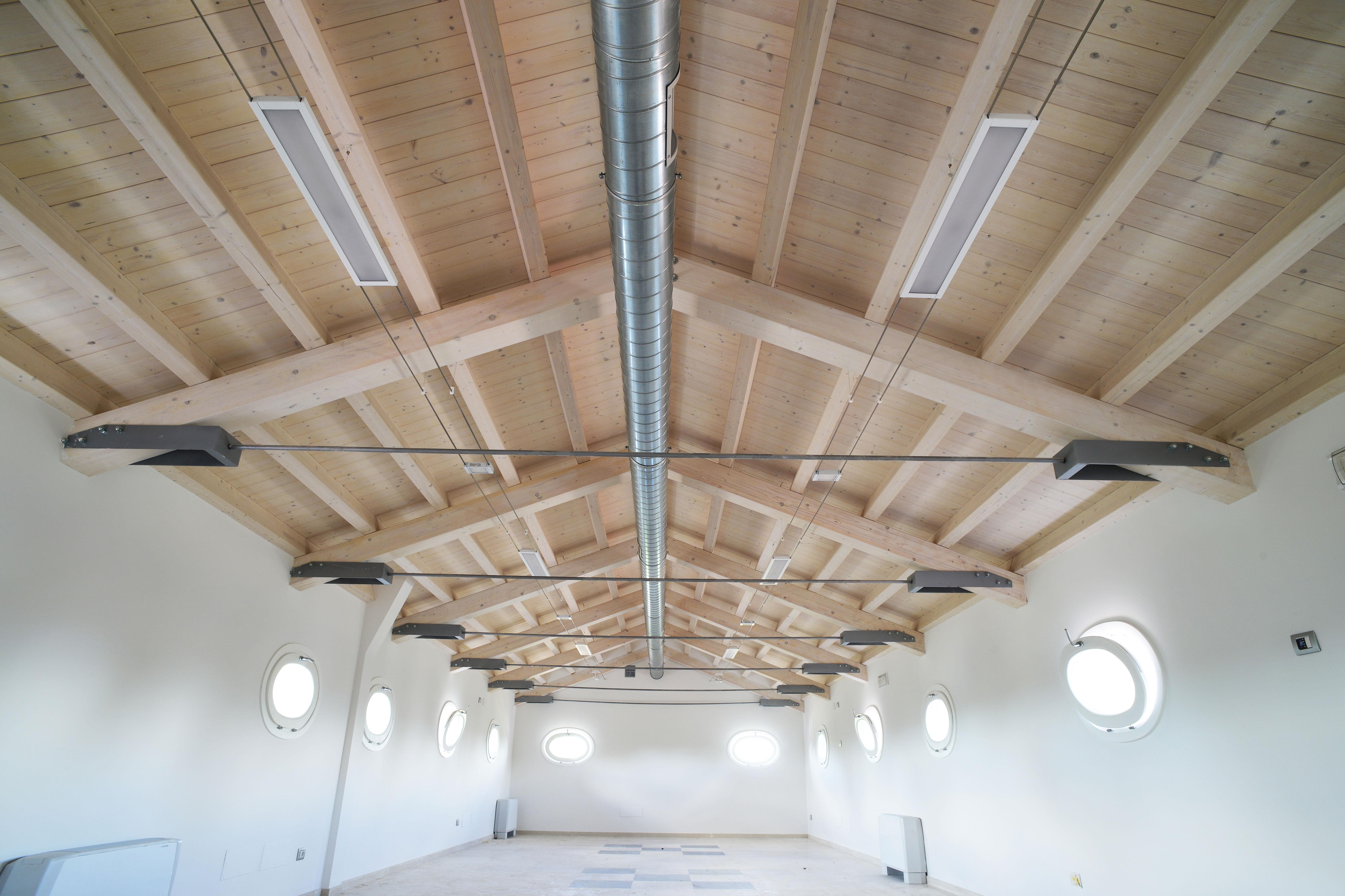 Colori Tetti Legno Lamellare tetti in legno massicci, lamellare o bilama - illen